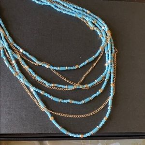 7 layers Necklace